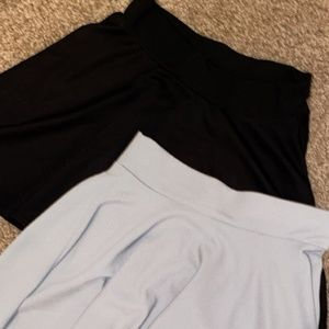 SALE set of two skater skirts!